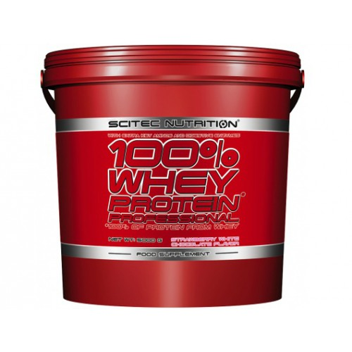 Scitec Nutrition, 100% Whey Protein Professional, 5000 g