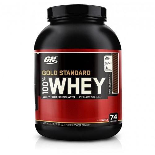 Optimum Nutrition, Whey Gold Standard, 2270 g
