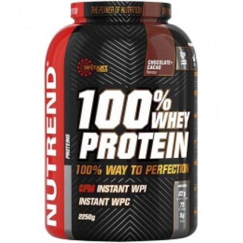 Nutrend, 100% Whey Protein, 2250 g