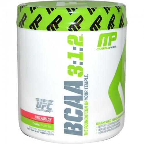 MusclePharm, BCAA 3:1:2, 215 g