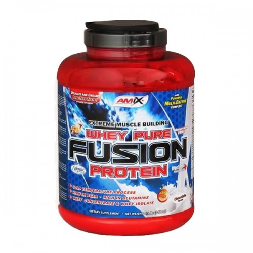 Amix, Whey Fusion, 2300 g
