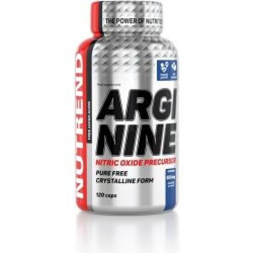 Nutrend, Arginine, 120 kps