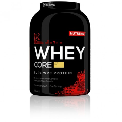 Nutrend, Whey Core, 2200 g
