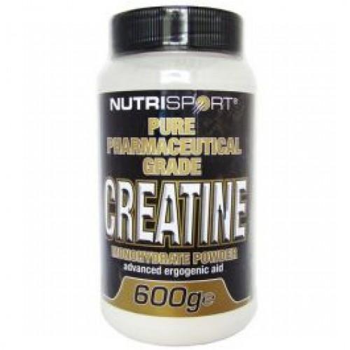 Nutrisport, Creatine Powder, 600 g