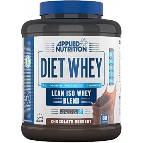 USN, Diet Whey Isolean, 2 kg