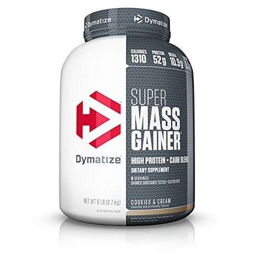 Dymatize, Super Mass Gainer, 5,4 kg