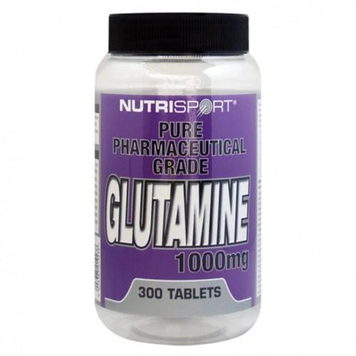 Nutrisport, Glutamine, 300 tbl