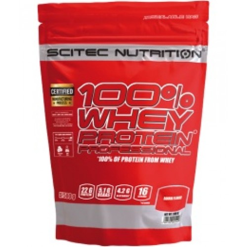 Scitec Nutrition, 100% Whey Protein Professional, 500 g
