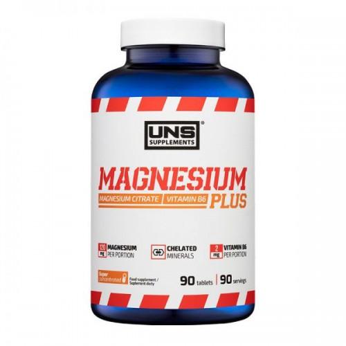 UNS, Magnesium, 90 tbl