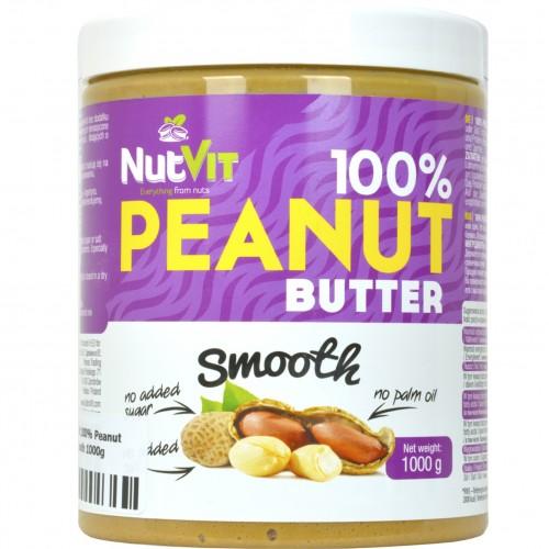OstroVit, 100% Peanut Butter, 500 g