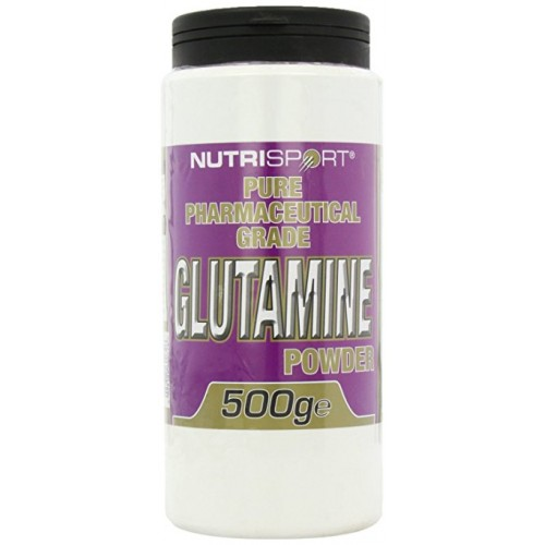 Nutrisport, Glutamine Powder, 500 g