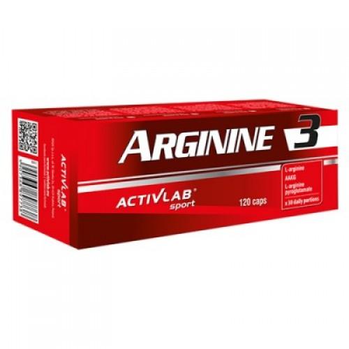 ActivLab, Arginine 3, 120 kps