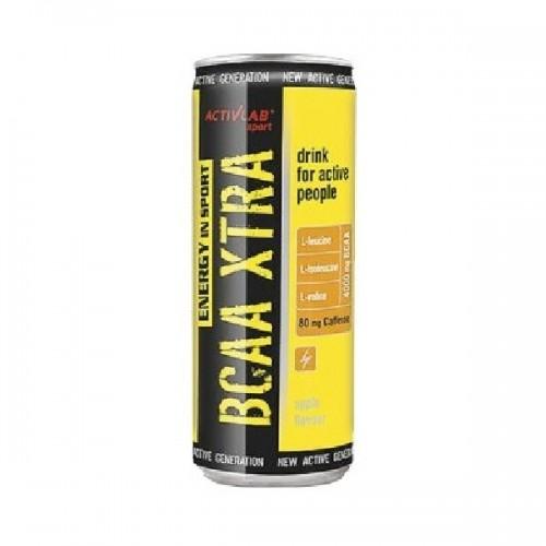 ActivLab, BCAA XTRA, Energy In Sport, 250 ml
