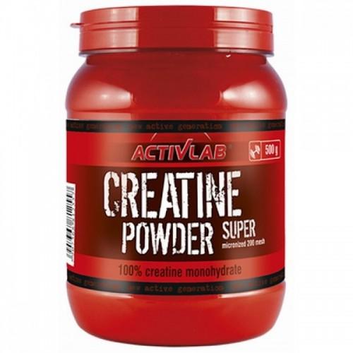 ActivLab, Creatine, Powder, 500 g