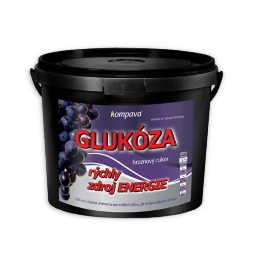 Kompava, Glukóza, 2000 g