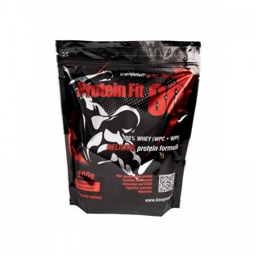 Kompava, ProteinFit 80, 500 g
