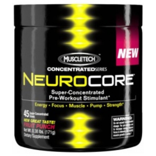Muscletech, Neurocore, 228 g