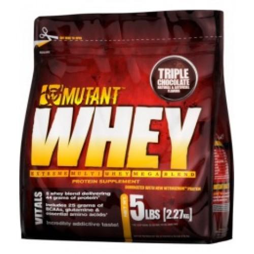 Mutant, Whey, 2270 g