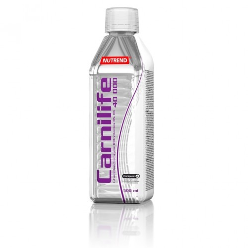 Nutrend, Carnilife 40000, 500 ml