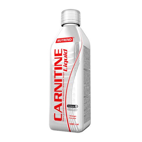 Nutrend, L-Carnitin Liquid, 500 ml
