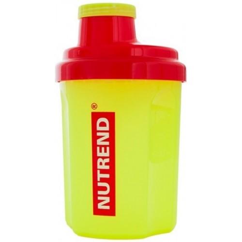 Nutrend, Šejker Žltý, 300 ml