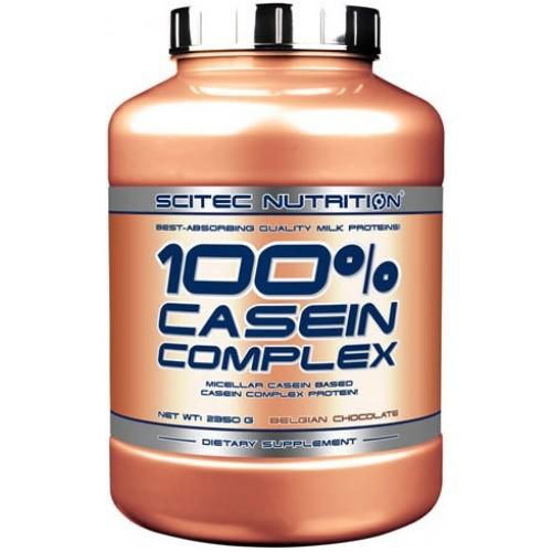 Scitec Nutrition, 100% Casein Complex, 2350 g