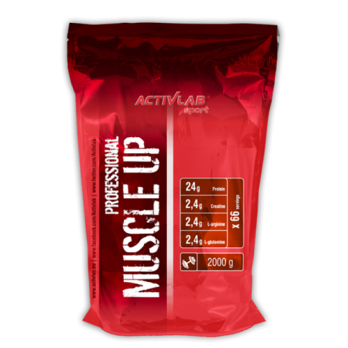ActivLab, Muscle Up Protein, 2000 g
