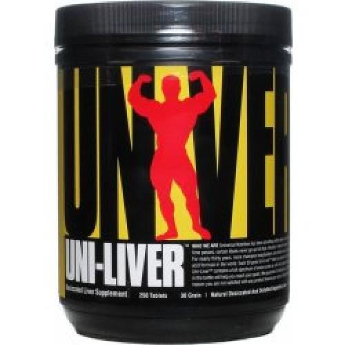 Universal, Uni-Liver, 250 tbl