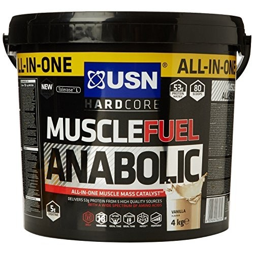 USN, Muscle Fuel Anabolic, 4 kg