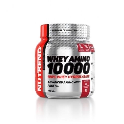 Nutrend, Whey Amino 10 000, 300 tbl