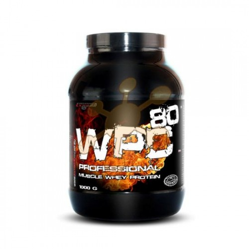 Extreme&Fit, WPC 80, 1000 g
