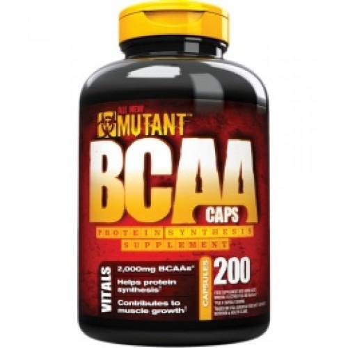 Mutant, BCAA, 200 kps