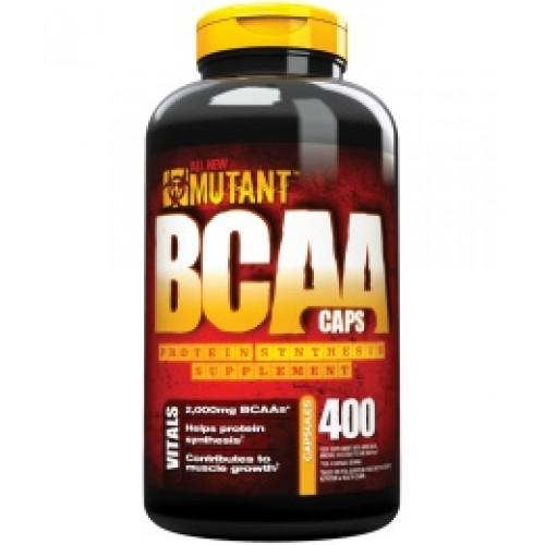 Mutant, BCAA, 400 kps