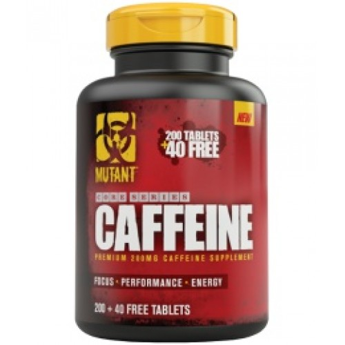 Mutant, Core, Kofeín, 240 tbl