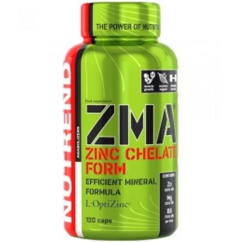 Nutrend, ZMA, 120 kps